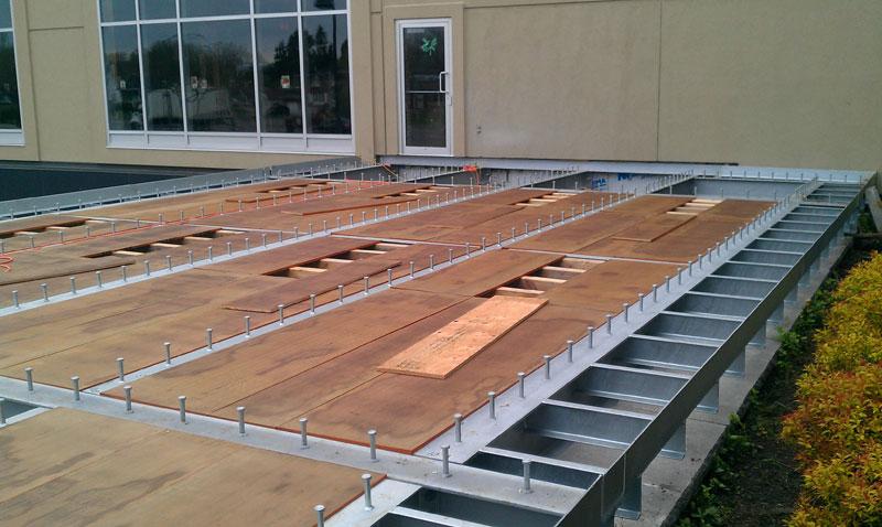 Building Bridges And Parkings Lot Repairs Groupe Diamantex